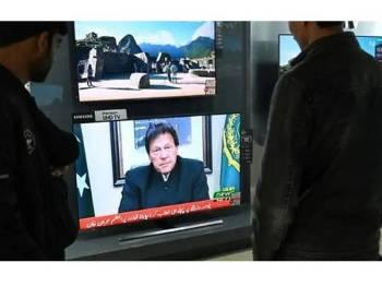 Imran Khan memaklumkan mereka sedia membantu siasatan terhadap serangan berdarah di Kashmir itu.