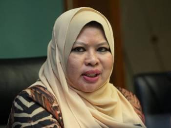 Datuk Seri Rina Mohd Harun
