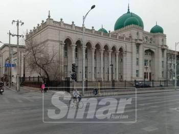 Bangunan Persatuan Islamik China di Beijing.