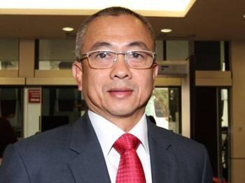 Datuk Rozman Isli