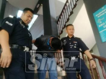 Sarawanan mengaku tidak bersalah mencuri pelbagai barangan bernilai RM1,720, hari ini