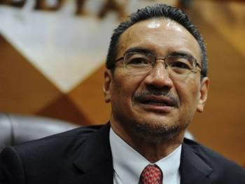 Datuk Seri Hishammuddin Hussein