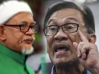 Anwar mendakwa isu undi tidak percaya terhadap Perdana Menteri merupakan kehendak Hadi.