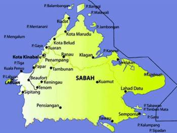 Sabah telah diiktiraf oleh Pertubuhan Bangsa-bangsa Bersatu (PBB) dan komuniti antarabangsa sebagai sebahagian daripada Malaysia.