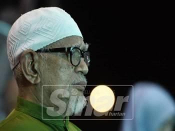 Abdul Hadi Awang - Foto Sinar Harian oleh SHARIFUDIN ABDUL RAHIM