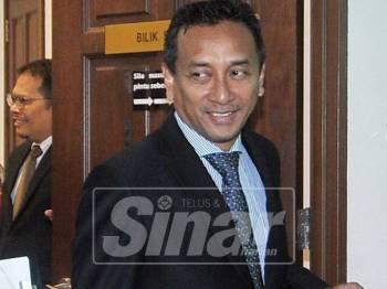 Datuk Dr Mohamed Ezani Taib