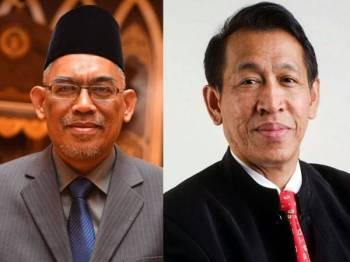 Dr Ismail dan Dr Norhizan