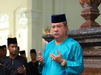 Sultan Ibrahim Sultan Iskandar- Foto http://www.royaljohor.com.my