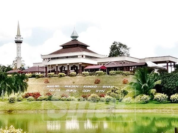 Masjid di Felda Bukit Goh