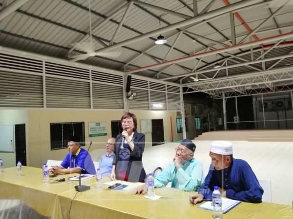 Yee Kew berkongsi perkembangan cadangan penyelesaian aduan Uptown Danau Kota yang dibangkitkan penduduk.