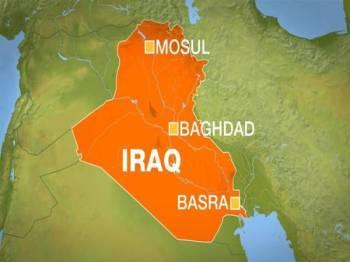 Serangan di bandar Mosul dipercayai didalangi kumpulan militan Daesh.