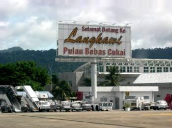 Lapangan Terbang Antarabangsa Langkawi - Foto wikipedia