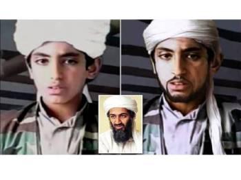 Hamza yang juga dikenali sebagai 'Putera Mahkota Jihad' menjadi buruan sejak beberapa tahun lalu.