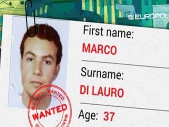 Marco Di Lauro diburu sejak 14 tahun lalu.