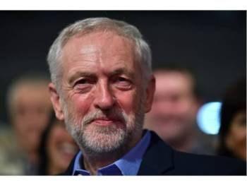 Pemimpin Parti Buruh, Jeremy Corbyn.