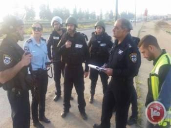 Pihak berkuasa Israel tiba di Batn Al-Hawa