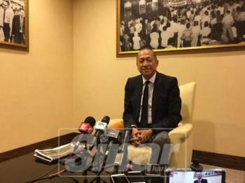 Mohamed Nazri Aziz