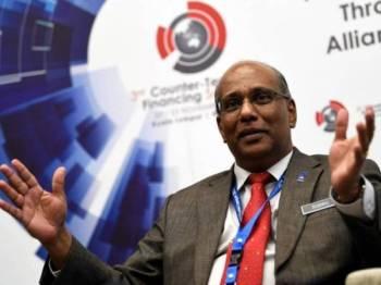 Datuk Seri Subromaniam Tholasy
