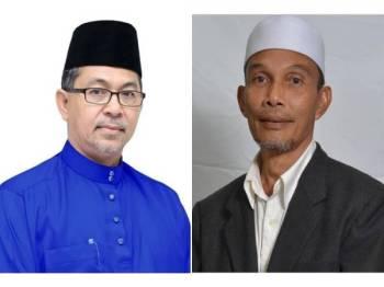 Azlan (kiri), Mohd Shukri