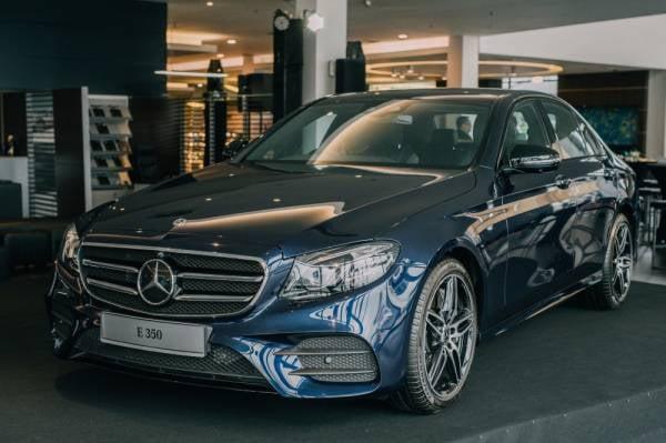 Mercedes-Benz E 350 AMG Line