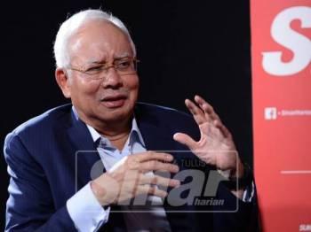 Najib - Foto: Sinar Harian
