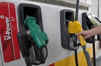 Petrol RON95 dan RON97. -Foto Bernama