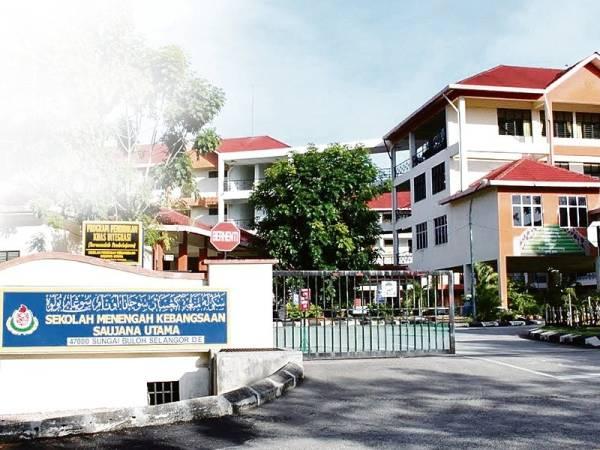 Projek Bina Sekolah Perlahan Penduduk Saujana Utama Hantar Memorandum