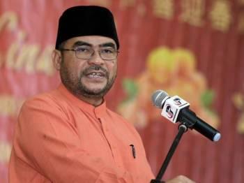 Datuk Seri Dr Mujahid Yusof - Foto Bernama