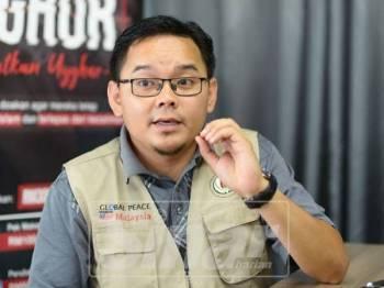 CEO GPM Ahmad Fahmi Samsudin