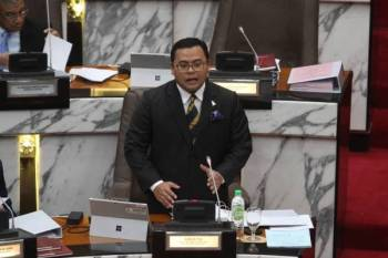 Menteri Besar Selangor, Amirudin Shari.