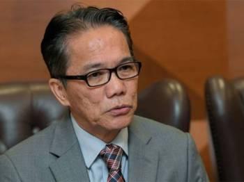 Datuk Liew Vui Keong - Foto Bernama
