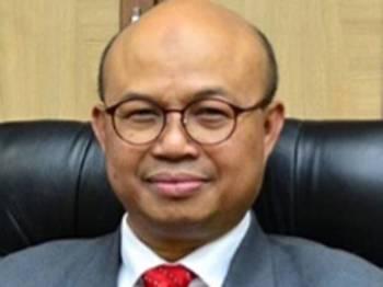 Datuk Indera Dr Sha'ari Ngadiman.