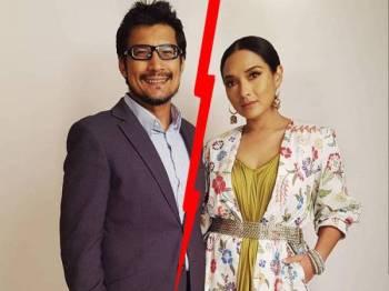 Rashidi Ishak dan Vanidah Imran