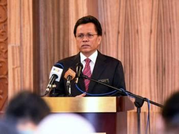 Mohd Shafie Apdal