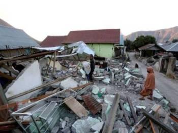 Gempa bumi Ahad lepas menyaksikan dua rakyat Malaysia terbunuh, manakala tujuh tercedera dengan empat daripadanya menerima rawatan di hospital, dan 13 orang lagi terselamat.