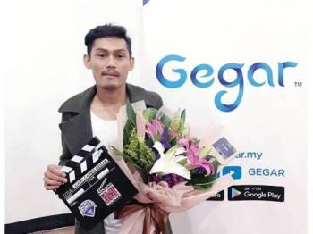 Juara Cameo Gegar 2019, Fadhli Masoot