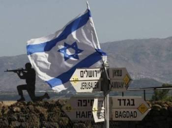 Presiden Donald Trump pada Khamis lalu berkata sudah tiba masanya penjajahan Israel di Bukit Golan diiktiraf.