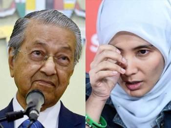 Tun Dr Mahathir & YB Nurul Izzah