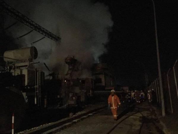 Foto ihsan Jabatan Bomba dan Penyelamat