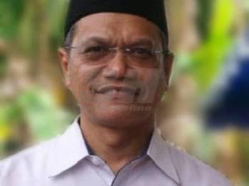 Datuk Dr Shahruddin Md Salleh