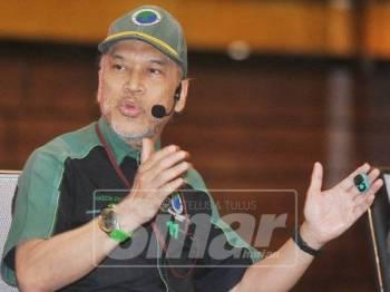 Nadzim Johan -Foto Sinar Harian/ROSLI TALIB
