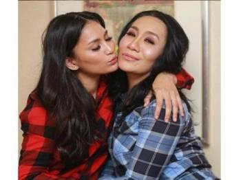 Amelina dan Fasha Sandha Foto Instagram