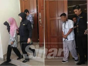 Pensyarah dan kontraktor tidak mengaku bersalah atas kesalahan tuntutan palsu berjumlah RM1.97 juta.
