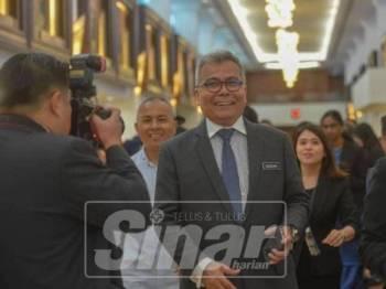 Mohd Redzuan. Foto Sinar Harian: Sharifuddin Abdul Rahim