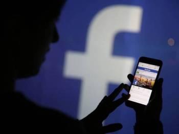 Facebook dituduh bersikap hipokrit