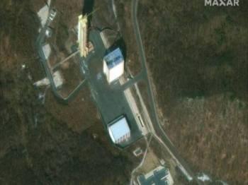 Pusat Kajian Strategik dan Antarabangsa (CSIS) turut mengesan aktiviti di tapak pelancaran roket Sohae itu pada awal bulan lalu.