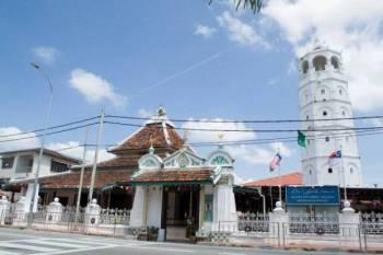 Masjid Tengkera dikatakan antara masjid tertua di Melaka dan di negara ini.