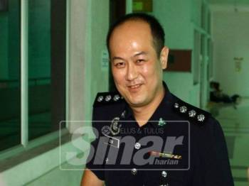 Asisten Superintendan Lew Keng Joe