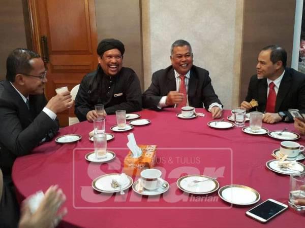 Pemimpin Pas dan BN Terengganu mengamalkan politik matang demi rakyat.