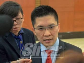 Timbalan Pengerusi PAC, Wong Kah Woh berkata demikian kepada pemberita, harini. - Foto Sinar Harian/SHARIFUDIN ABDUL RAHIM